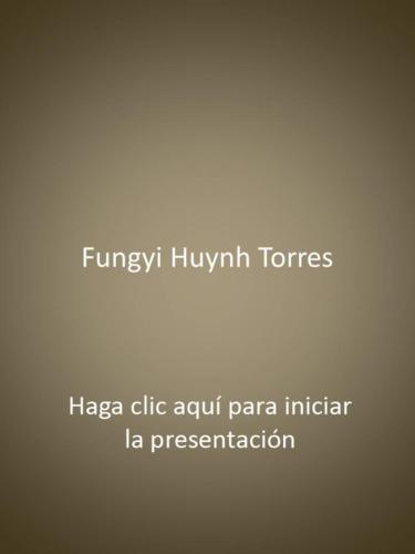 Fungyi Huynh Torres