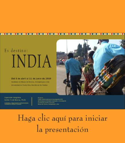 Es destino: India