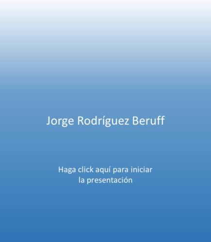 Jorge Rodríguez Beruff
