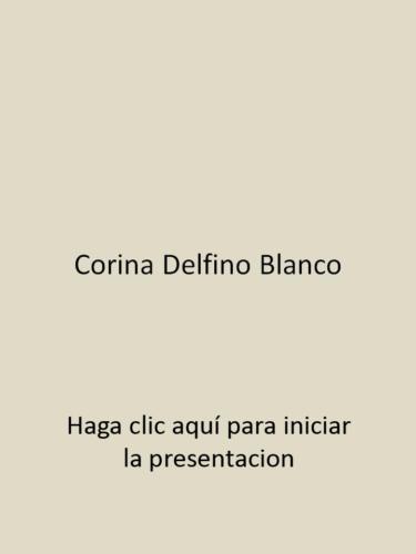 Corina Delfino Blanco